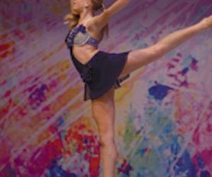 Chloe's Talent Costume
