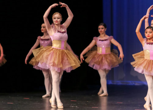 LYRICAL, CONTEMPORARY & BALLET