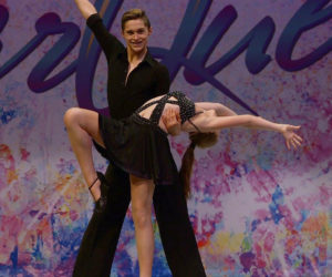 Tyler and Chloe Win 1st Overall at Starquest